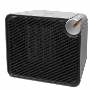 Sale: Adax VV22 Portable Electric Fan Heater with Thermostat For Table / Desktop Or Floor. Modern / Stylish.