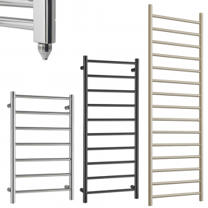 PTC Electric Heated Towel Rails