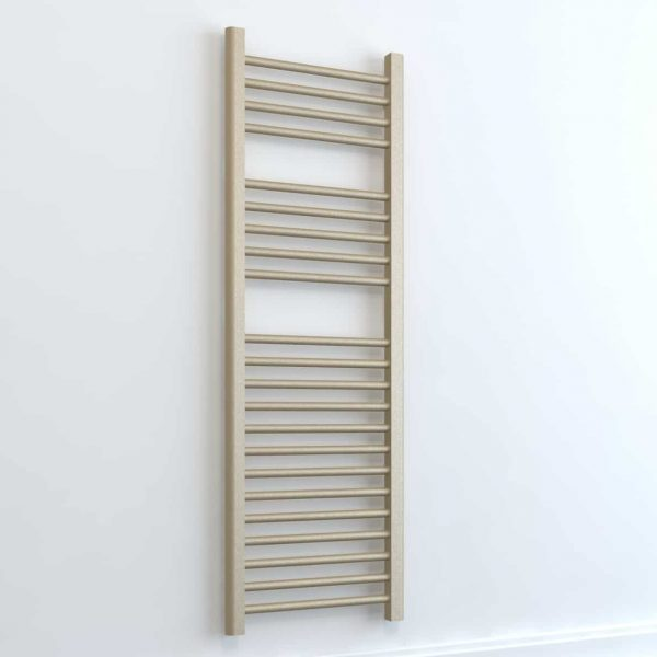 """Electra"" Thermostatic Electric Timed Bathroom Electric Heated Towel Rail Radiator"