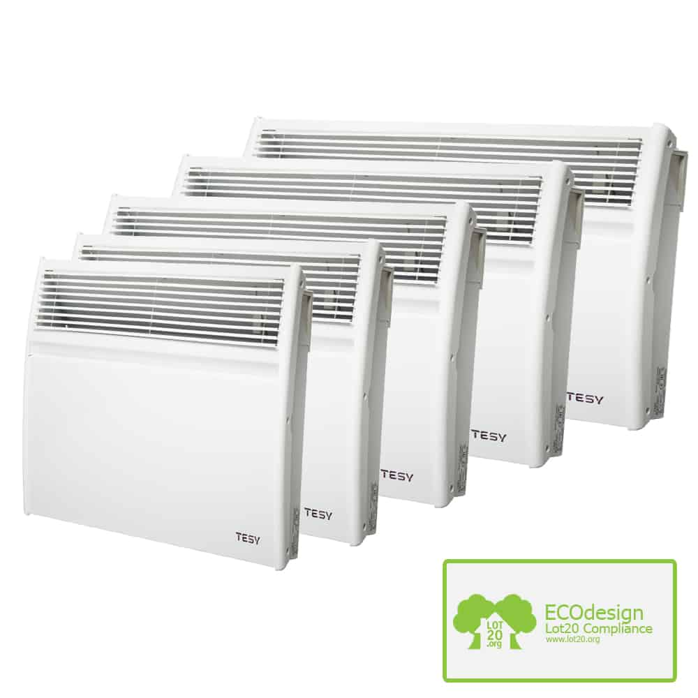 Convector Heater Wall Mounted Portable