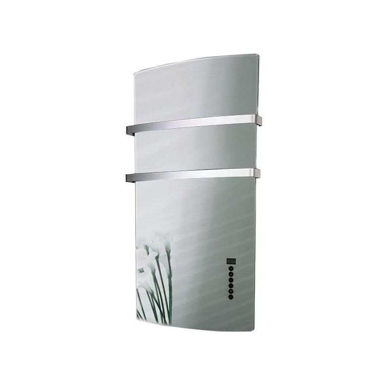 Radialight Deva Infrared Electric Bathroom Heater Heated Towel Rail