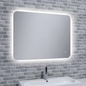 Reflections Rona Bathroom LED Mirror With Mood Lighting