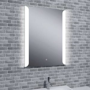 Reflections Skye Bathroom LED Mirror With Bluetooth Speakers